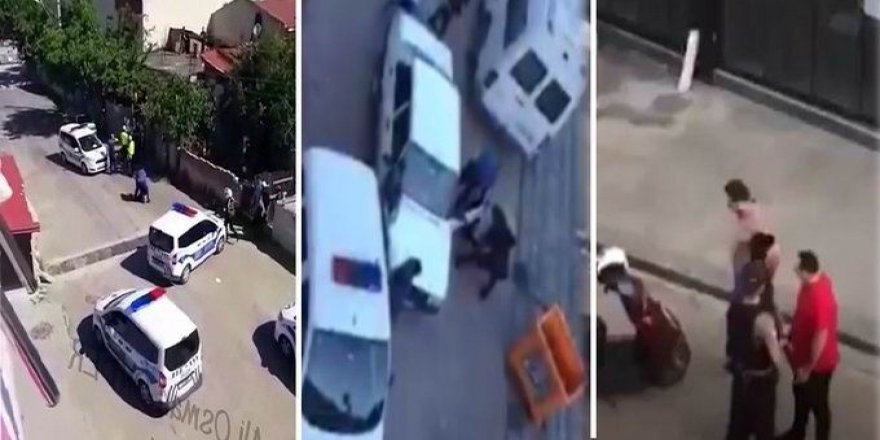Bayram Günü İstanbul ve Çorlu'da Tepki Toplayan Polis Şiddeti