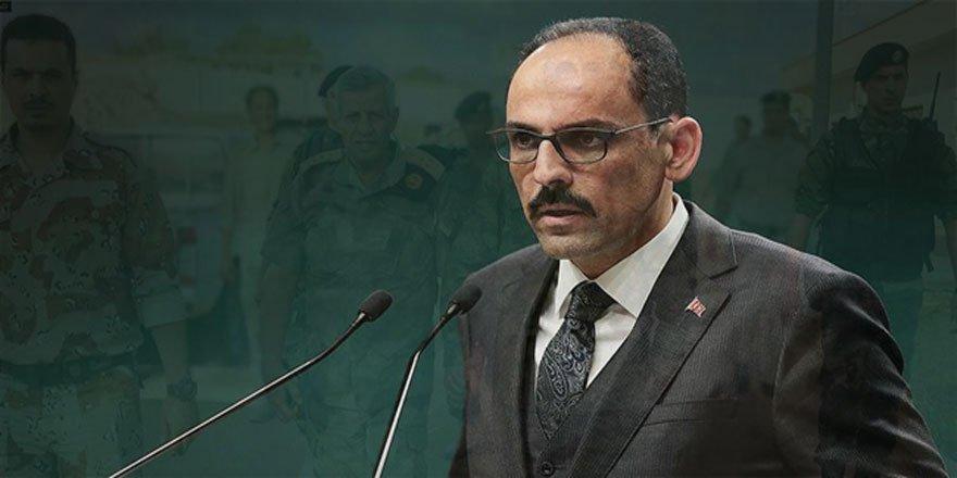 """""""Fransa ve Hafter'i Destekleyenler Libya'daki Çatışmanın Yanlış Tarafında"""""""