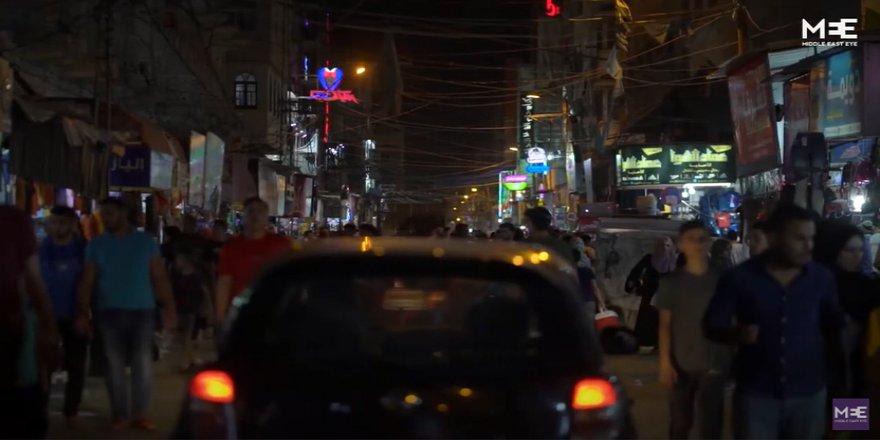 Gazze'de Bayram Hazırlıkları Coşkusunu Yitirmiyor