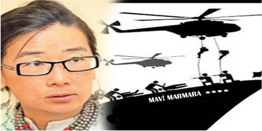 Mavi Marmara Aktivisti Iara Lee ile Röportaj