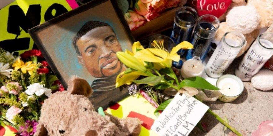 ABD'de Siyahi Floyd'un Katili Olan Polis Tutuklandı
