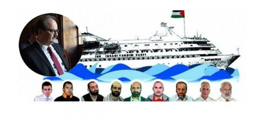 Mavi Marmara'yı Türkiye'ye Operasyon Olarak Görme Kurnazlığı