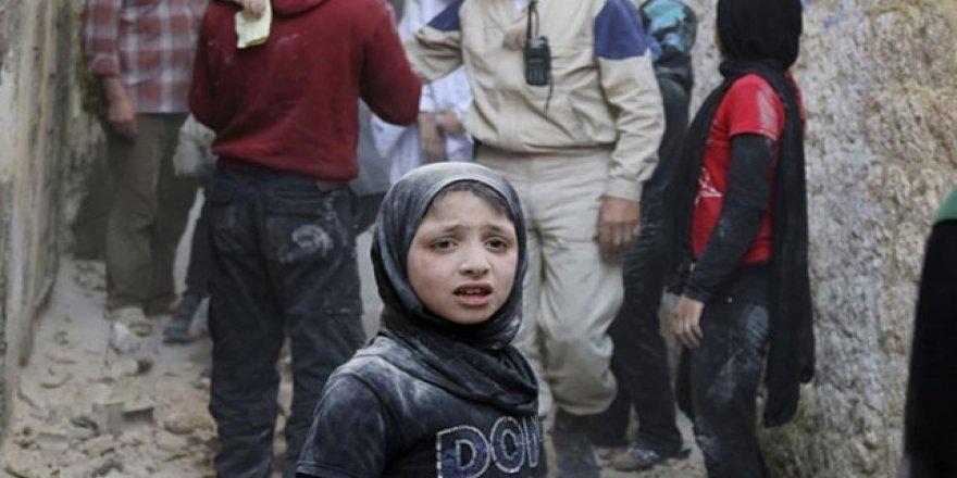 Dünyada 415 Milyondan Fazla Çocuk Çatışma Bölgesinde Yaşıyor
