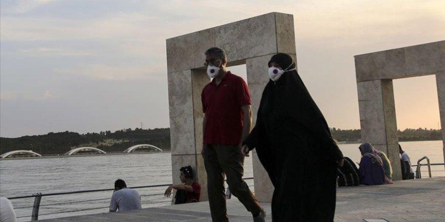 İran'da Koronadan Ölenlerin Sayısı 7 Bin 878'e Yükseldi