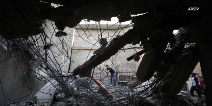 İsrail, Filistinlilere Ait 200 Kadar İş Yerini Yıkmayı Hedefliyor