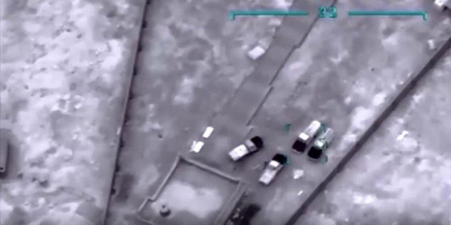 Libya Ordusu Hafter Milislerine Ait 3 Askeri Aracı İmha Etti