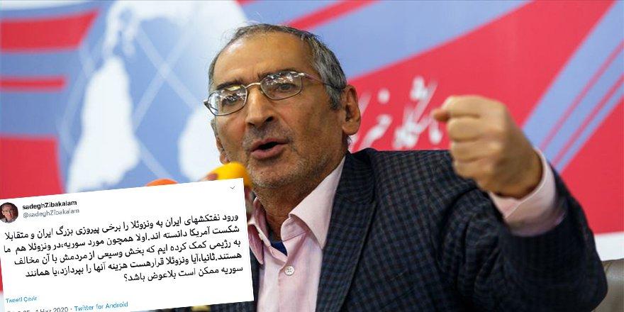 İranlı Siyaset Bilimciden Ülkesine Suriye Eleştirisi