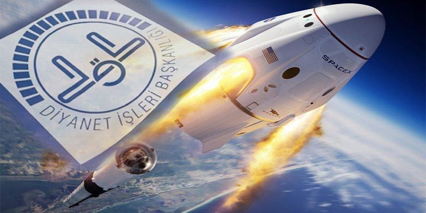 Türkiye'nin Uzaya Çıkmasına Engel Olarak Diyaneti Gören Sekülerlerin Bayat Ezberi