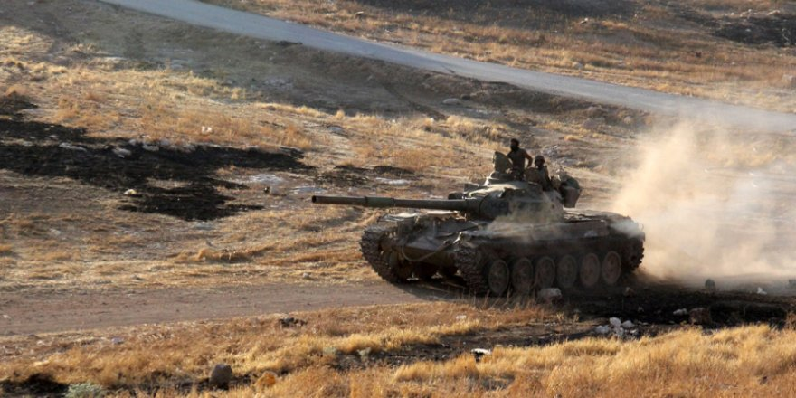 Esed Rejimi Savaş Boyunca 3 Bini Aşkın Zırhlı Araç Kaybetti