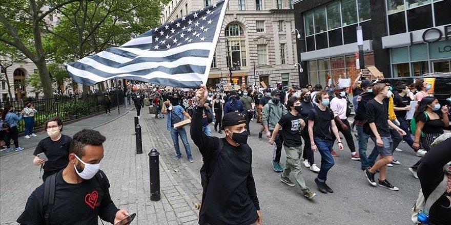 ABD'de George Floyd Protestoları Devam Ediyor