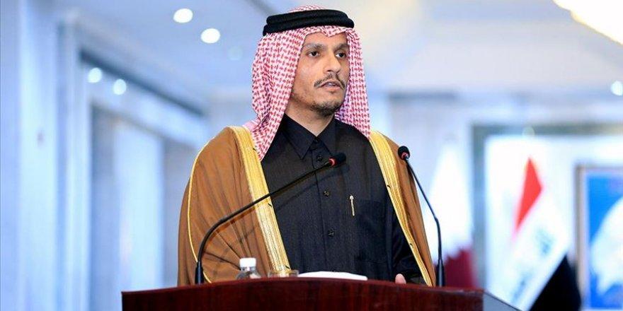 Katar: Batı Şeria'nın İlhakını Kabul Etmiyoruz