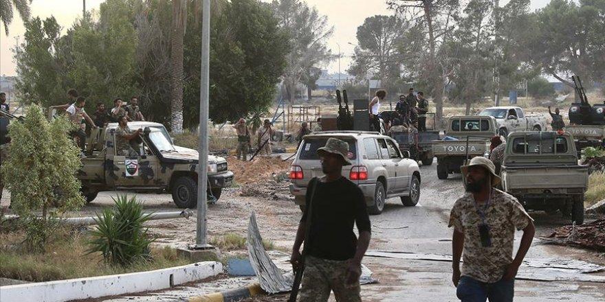 Libya Ordusu Trablus'un İdari Sınırlarında Kontrolü Sağladı
