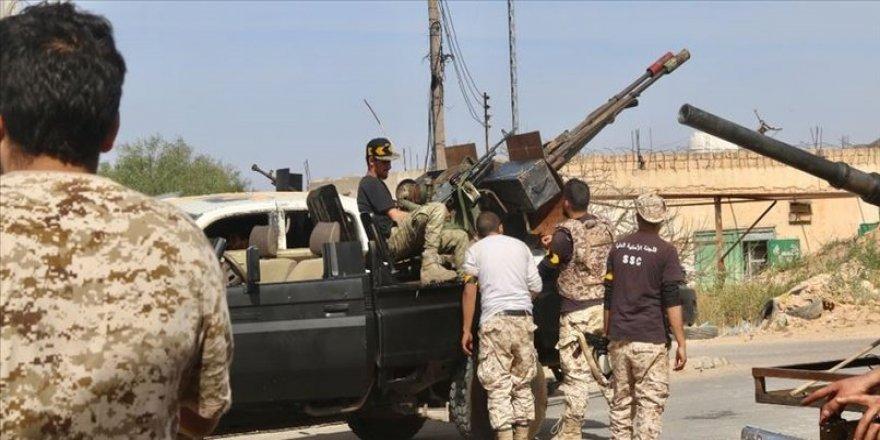 Libya Ordusu Hafter'e Bağlı Milis Liderini Yakaladı