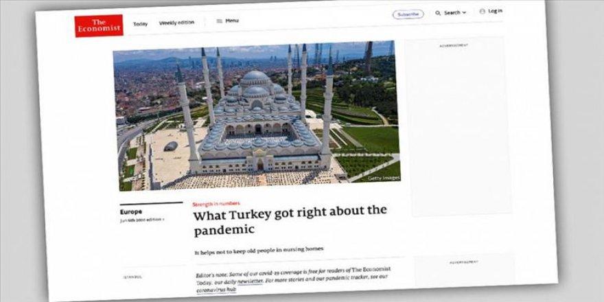 Economist: Ankara, Covid-19 Salgınını Birçok Ülkeden Daha İyi İdare Etti