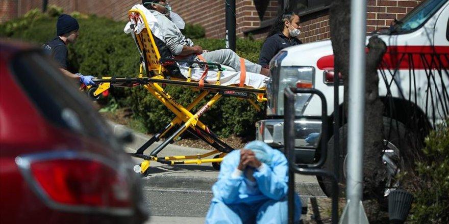 ABD'de Kovid-19'dan Ölenlerin Sayısı 110 Bini Geçti