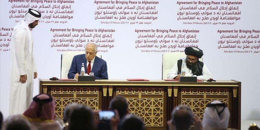 Afganistan'da Taliban ile Müzakerelerin Yolu Açılıyor