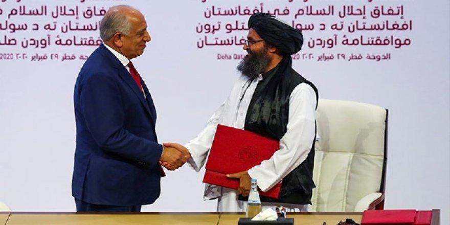 Afganistan'da Taliban İle Müzakerelerin Yolu Açılıyor