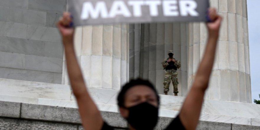 ABD'de 43 Binden Fazla Ulusal Muhafız Görevde