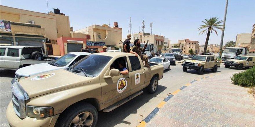 Trablus ve Terhune'nin Kurtarılması Libya'daki Hesapları Değiştirdi