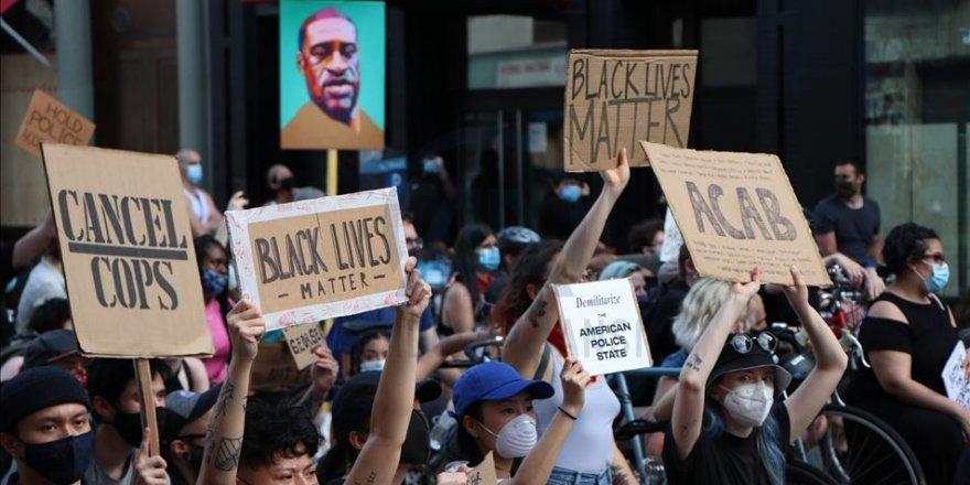 ABD'de 'George Floyd' Protestoları 12. Gününde