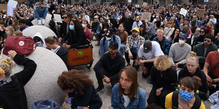 Danimarka'da 15 Binden Fazla Kişi Irkçılık ve Polis Şiddetini Protesto Etti