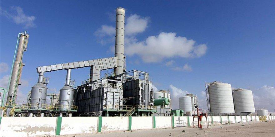 Libya'da Bir Petrol Sahasında Daha Üretime Yeniden Başlandı