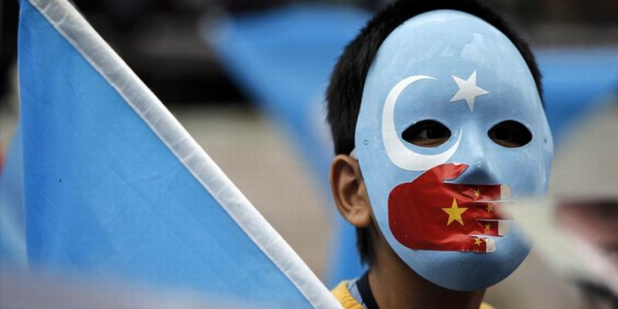 İran Devrim Muhafızları Uygurlu mazlum Müslümanları terör örgütü olarak görüyor!
