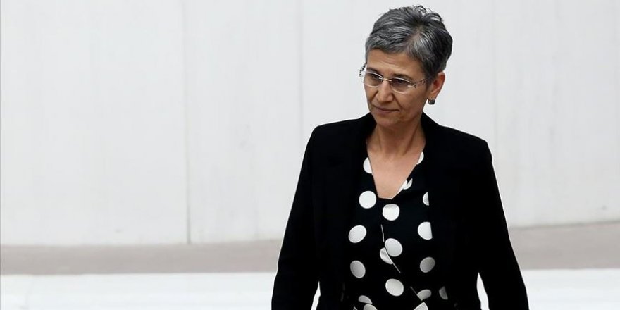 Milletvekilliği Düşürülen ve Tutuklanan HDP'li Leyla Güven Tahliye Edildi