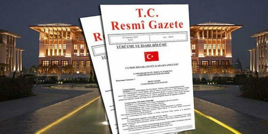 Ayasofya Camii'nin İbadete Açılmasıyla İlgili Karar Resmi Gazete'de