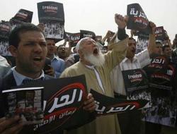 Mısır'da Müslüman Kardeşler'e Yasak Girişimi