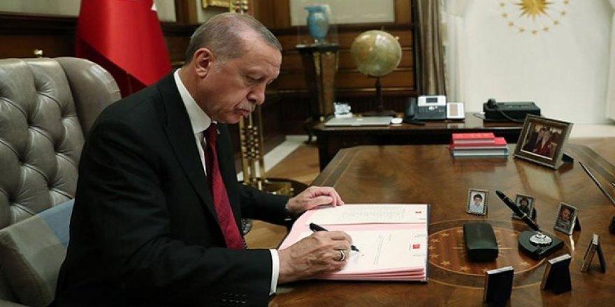Cumhurbaşkanı Erdoğan'dan Suç Mağdurları İçin Kararname