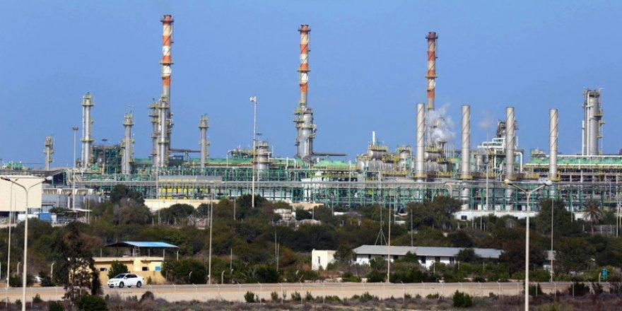 Libya'da Petrol Üretimi Resmi Olarak Yeniden Başlıyor