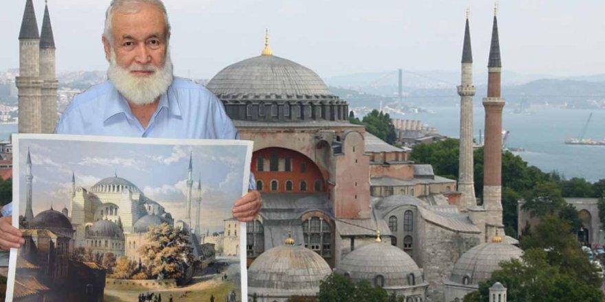 Ayasofya'nın Açılması Adına Verilen Uğraşlar