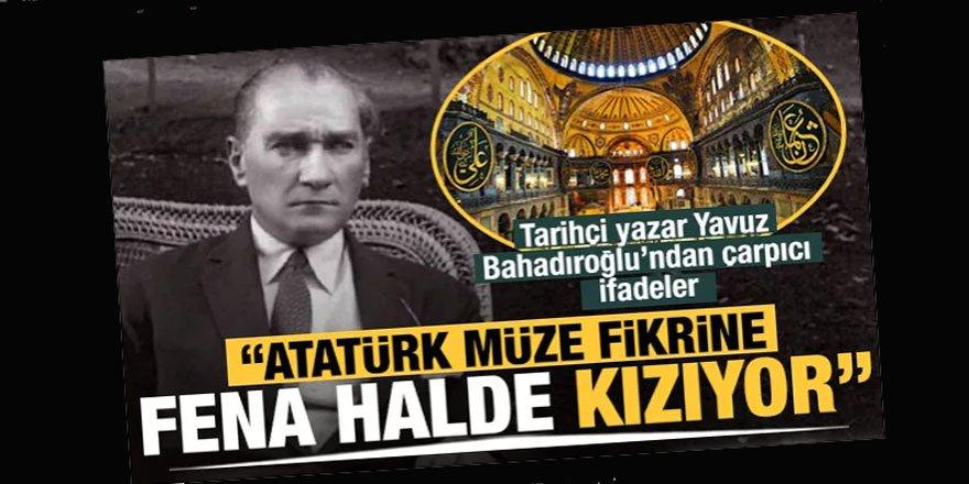 Vay Canına! Ayasofya'nın Müze Yapılmasına Meğer Atatürk de Karşıymış!