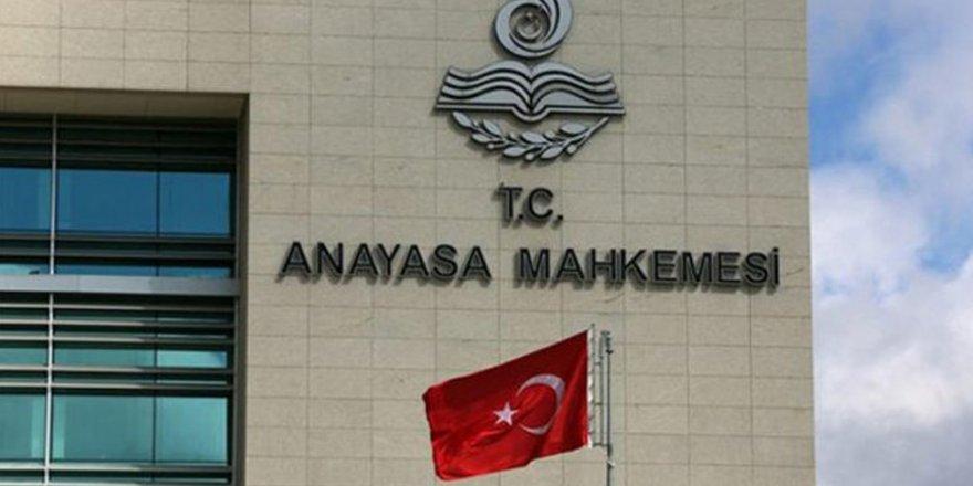 CHP İnfaz Yasası İçin İkinci Kez AYM'ya Başvurdu