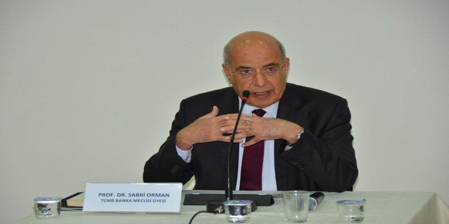 Prof. Dr. Sabri Orman Vefat Etti