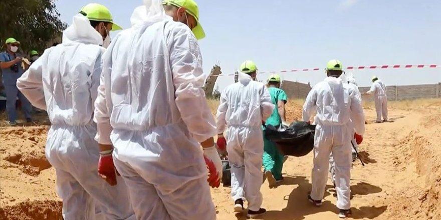 BM'den Libya'da Bulunan Toplu Mezarlar İçin Soruşturma Çağrısı