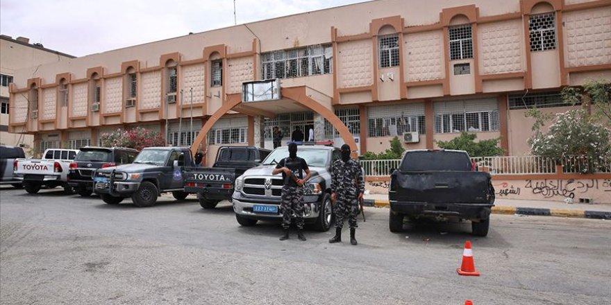 Libya'nın Terhune Kentinde 10 Hafter Milisi Gözaltına Alındı