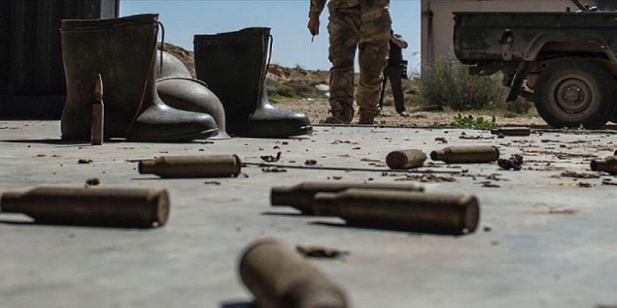 Hafter Milisleri Alıkoydukları İnsanları Konteynerlerde Yakıyor