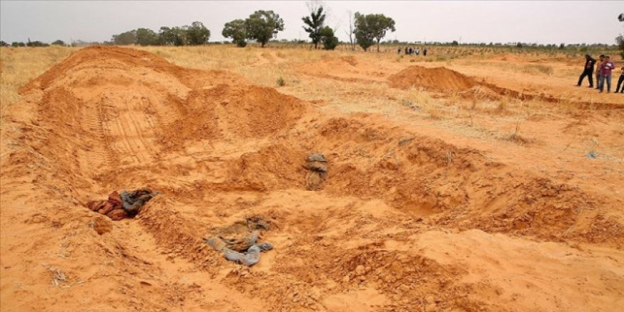 BM'den Libya'daki Toplu Mezarlar İçin Kapsamlı ve Şeffaf Soruşturma Çağrısı