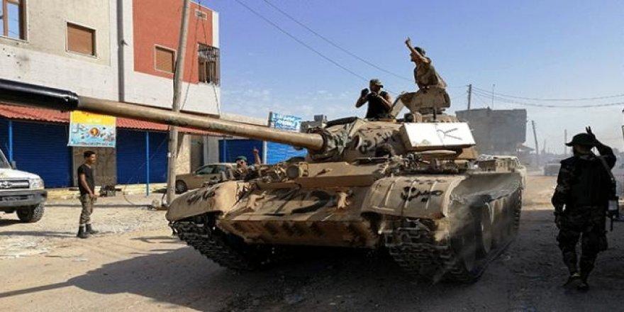 Libya Ordusunun Güneydeki Stratejik Zaferi: Eş-Şuveyrif