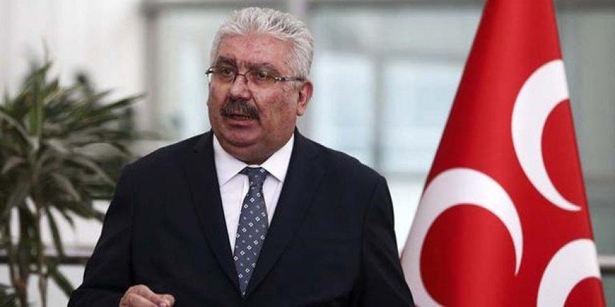 MHP'li Yalçın'dan Perinçek'e: Müptezel!