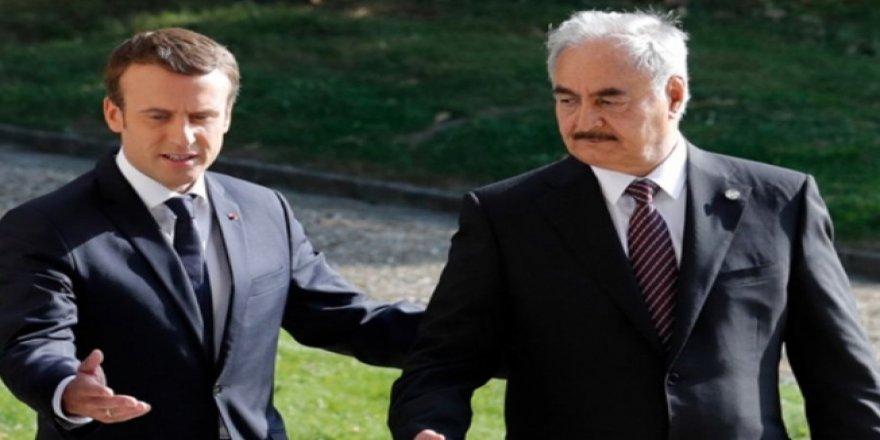 Fransa'dan Libya Açıklaması: Türkiye'nin Müdahalesi Kabul Edilemez