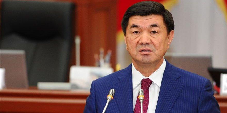 Kırgızistan Başbakanı Abılgaziyev İstifa Etti