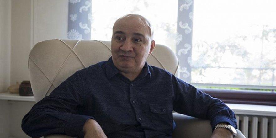Eski TEM Daire Başkanı Turgut Aslan, Cumhurbaşkanı Başdanışmanlığına Aatandı