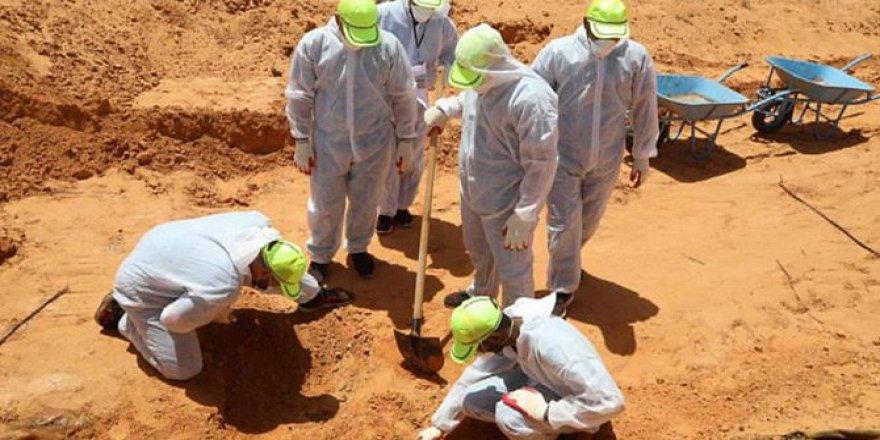 'Toplu Mezarlar Konusunda Hafter'den Hesap Sorulsun'