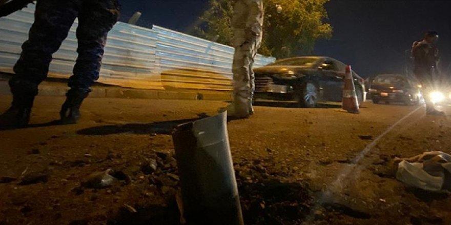 Bağdat Havalimanı Yakınına Füze Saldırısı