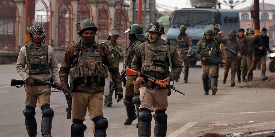 Hindistan - Çin Sınırında Çatışma