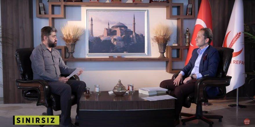 """Fatih Erbakan: """"LGBT Derneklerini Kapatacağız"""""""