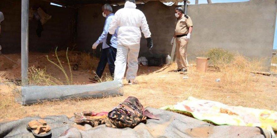 Libya Adalet Bakanlığı, Toplu Mezarlar İçin UCM'yi Göreve Çağırdı